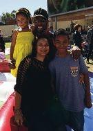 Shayla, Michelle, Errol & Kaedon Dunkley (Landsdale).