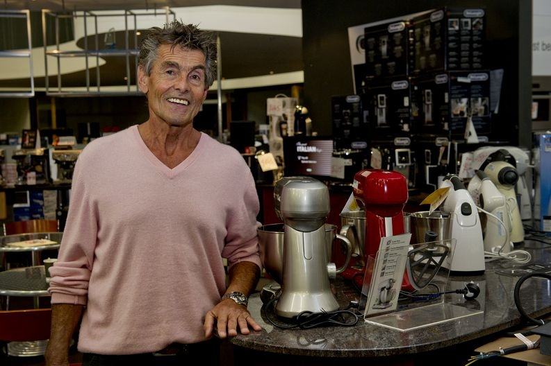 John Davies is retiring after 24 years of owning Joondalup Retravision