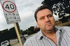 Troy Ellis has started a group against speed cameras.