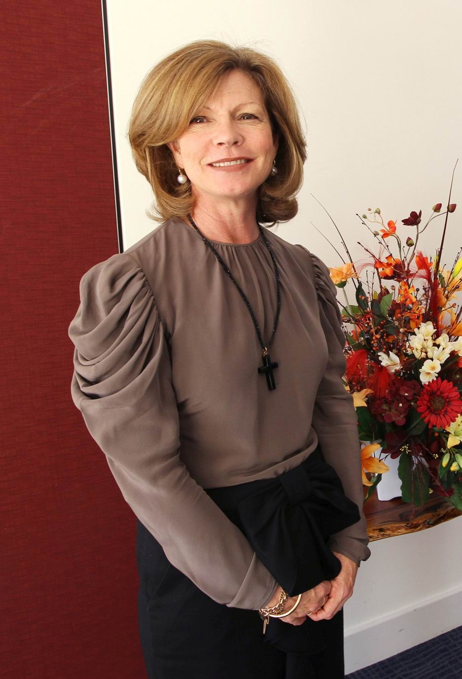 Penrhos College principal Meg Melville.