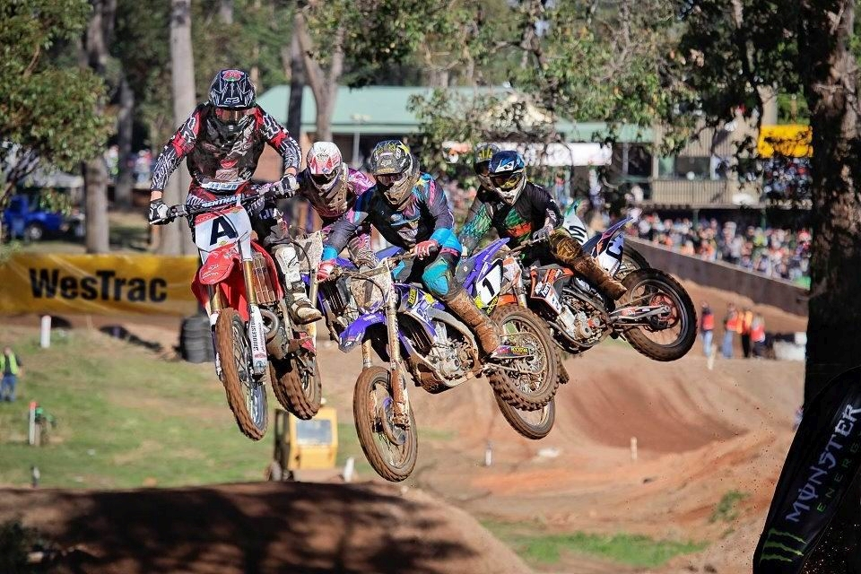 Action from the 2012 Manjimup 15,000.