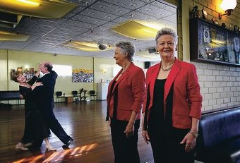 Dance instructor Daele Fraser celebrates 50 years in the profession this month.