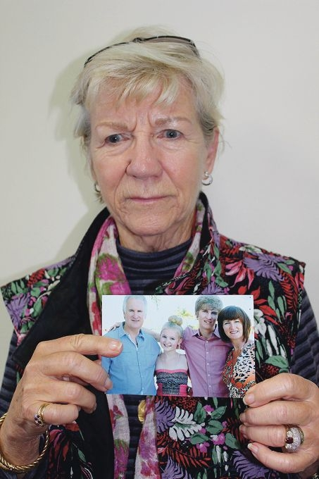 Zena Kendrick is desperate to be reunited with her family who live in the UK.