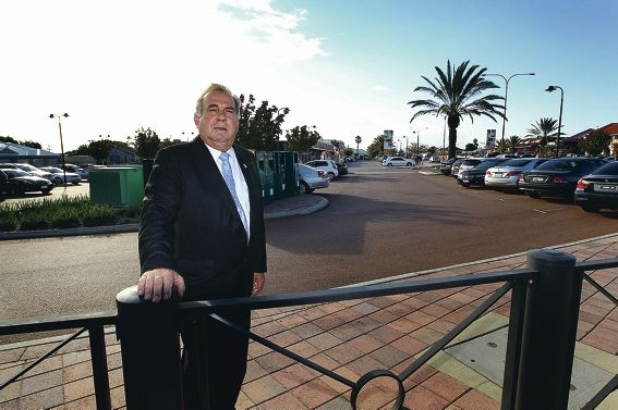 Stirling Mayor Giovanni Italiano.