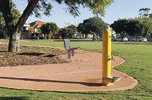 Ogilvie Road Park after its upgrade.