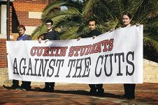 anger over cuts to unis, single parents