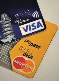Thieves breaking into vehicles are targeting credit cards with Pay Wave and Pay Pass functions.