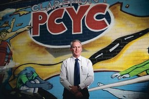 New PCYC CEO John Gillespie.