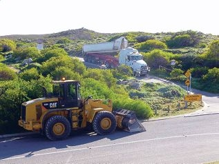 The City of Wanneroo maintenance teams at work.