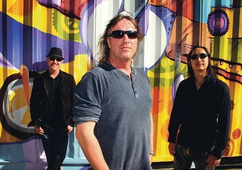 The Date - Mark Thomas, David Moran and Rob Susanto are playing at Fly By Night on July 19.