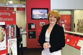 Tiffany Newman, WA's youngest bank manager, has not let diabetes hinder her career.
