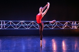 WAAPA's Jessica Cruse making a leap to Melbourne to pursue ballet dream