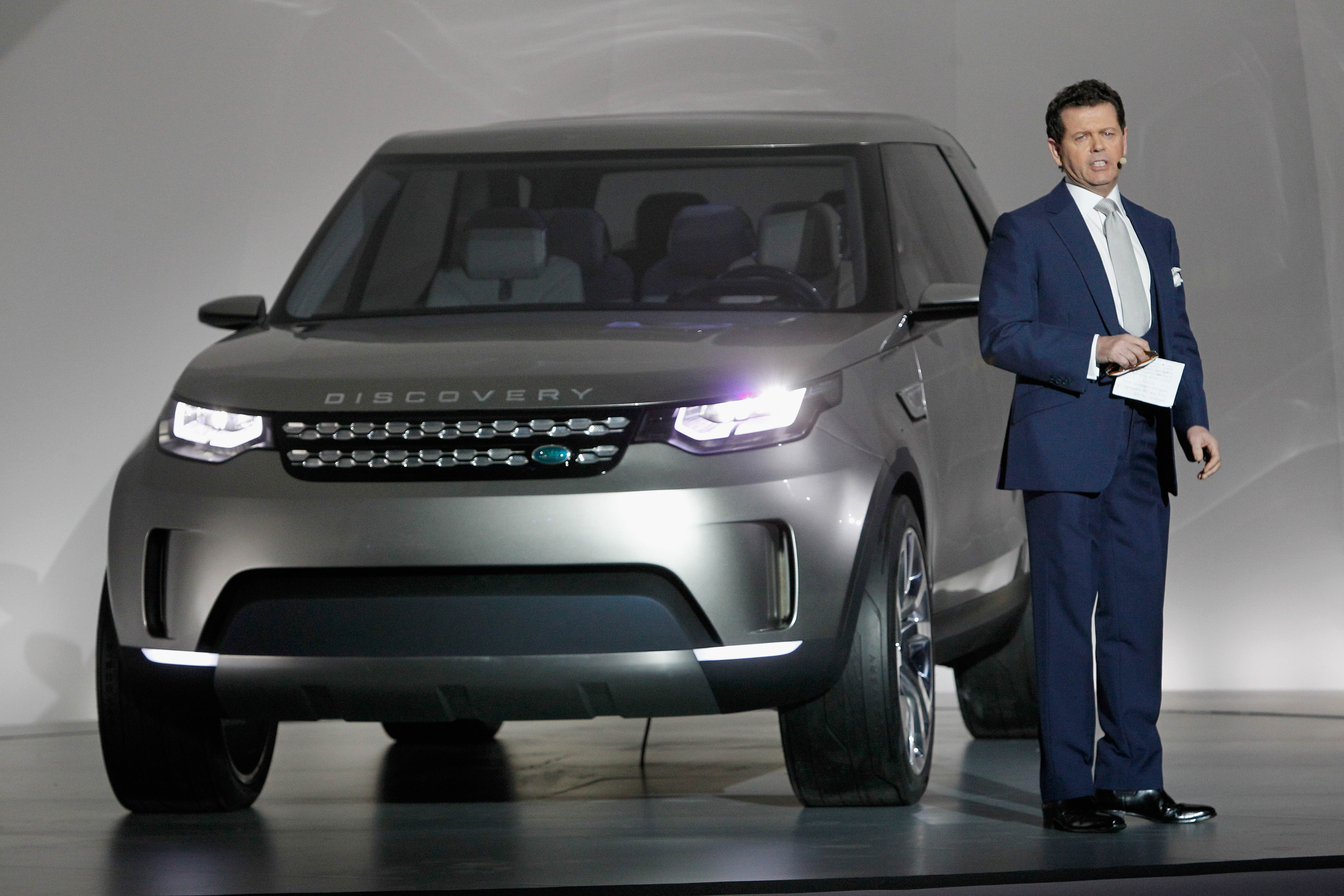 Land Rover Discovery – A Startling Discovery