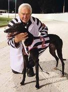 Trainer Bill |Skipper with |Winter Sprint heat |winner Special Pup.