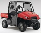 An ATV similar to the one that was stolen.