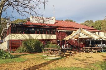 The owner of Mt Helena Tavern wants to re-introduce live bands. Picture: Bruce Hunt d404262