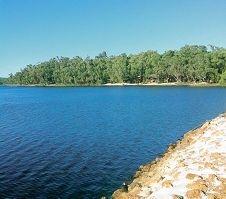 Lake Leschenaultia.