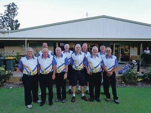 Pinjarra golfers celebrate pennant win