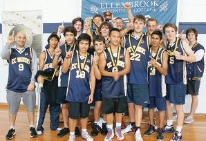 The Ellenbrook Warriors won the All Schools State Basketball championship last week, capping off a stellar season.