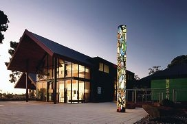 The Zig Zag Cultural Centre.