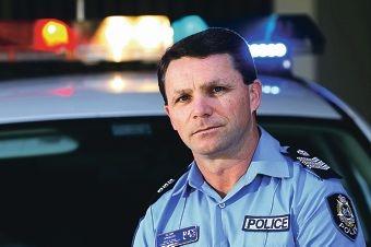 Senior Sergeant Glenn Spencer