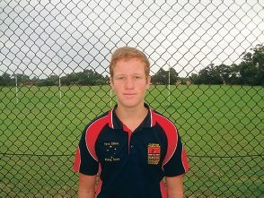 Jayeden Quatermaine is off to Canberra to take part in the Aspiring Leaders Summit 2013.