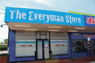 The Everyman Store has been given the green light to operate as a restricted premises.
