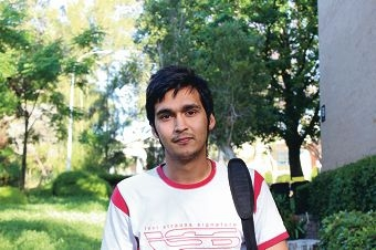 Polytechnic West Bentley student Asad Abdul Rasheed said students needed more notice that Tafe fees were going up.