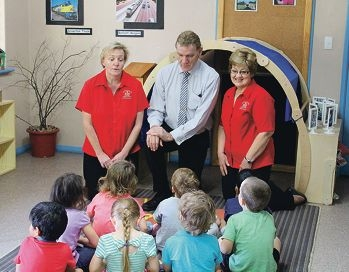 Lease relief at last for childcare centre