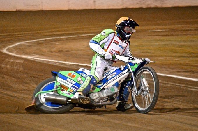 500cc rider Dan Winchester. Picture: Jon Gall