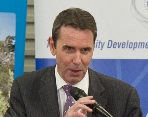 Education Minister Peter Collier.