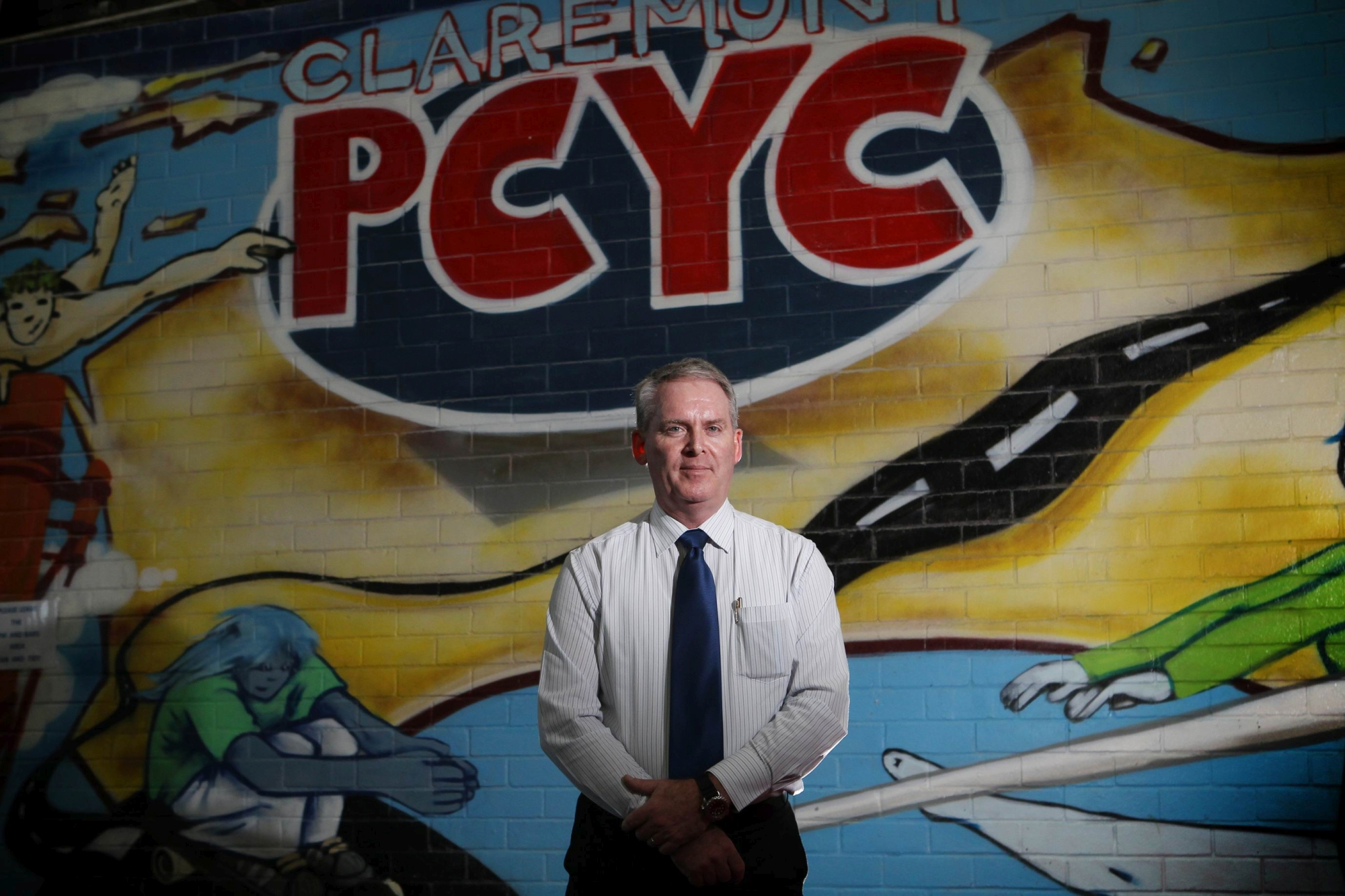 PCYC chief executive John Gillespie.