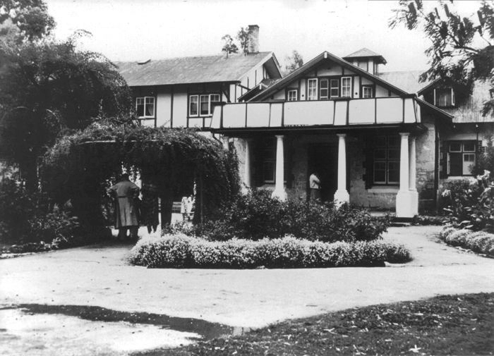 Gloucester Lodge in the 1930s. Picture: City of Wanneroo