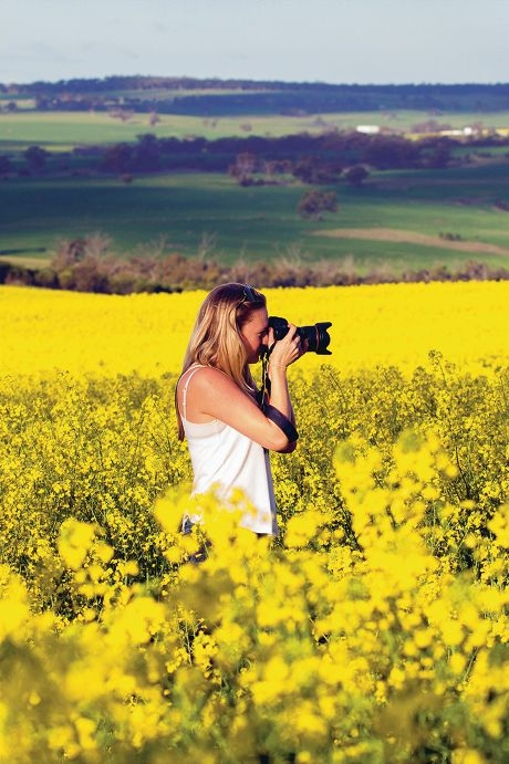 Duncraig's Sarah O'Flanagan has started her own photography business.