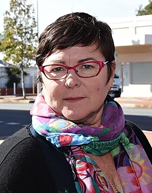 Maylands MLA Lisa Baker.