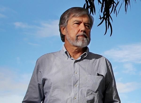 #ScraptheDaps chairman Ron Norris