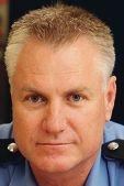 Detective Superintendent Charlie Carver