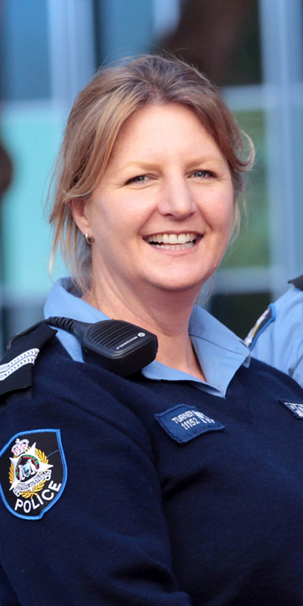 Armadale Police youth crime intervention officer Kay Turner.