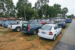 An app will help motorists pay for parking
