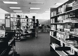 Pictures of Duncraig Library in its early days.