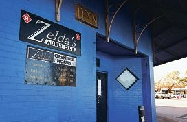 Zelda's Nightclub, which was shut down.d422509
