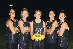 Women need help to live AFL dream