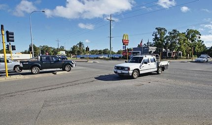 The intersection of Morrison and Farrall roads in Midvale will be upgraded to make it safer.