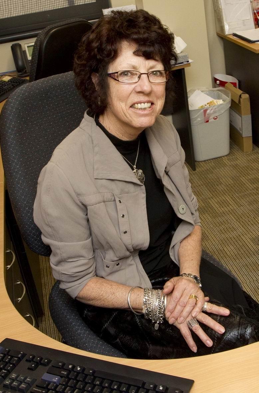 Shire president Helen Dullard.