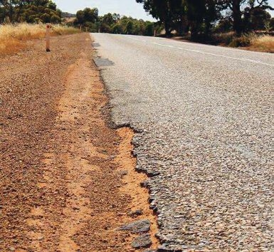 Road funding cuts deep