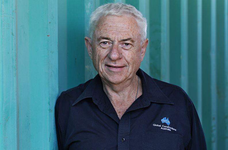 Rockingham businessman Darrel Herbert is an Anzac of the Year recipient.