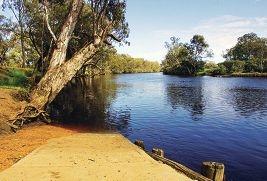 Algae poses new river risk