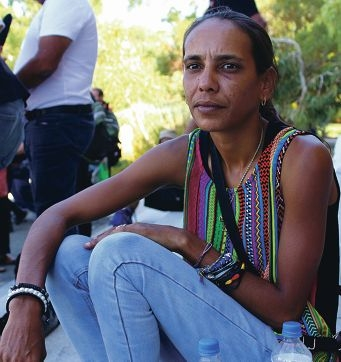 Naomi Bropho wants to return to the Swan Valley Nyungah Community in Caversham, which was closed down by the government in 2003.