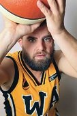 Geoff Stewart, of Roleystone, continues to excel at basketball.