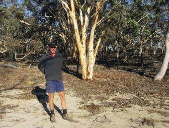Quairading farmer Greg Hayes will get a mix of seedlings, fencing and baits as part of the |biodiversity project.